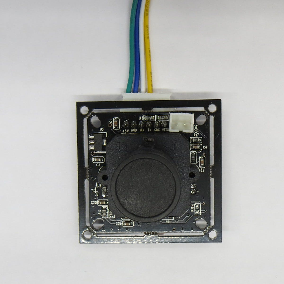 Figure 13. VC0706 Camera (with cable).