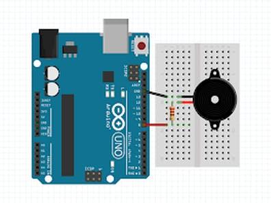 Project 8: Arduino Christmas Piezo Buzzer Project - Arduino