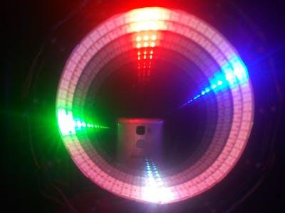 Arduino Infinity Mirror LED Clock