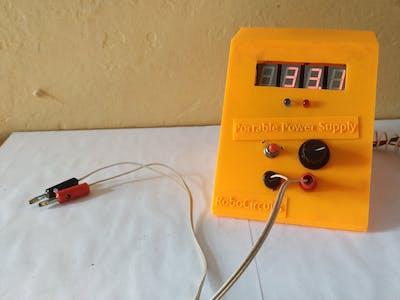 DIY Cheap Power Supply