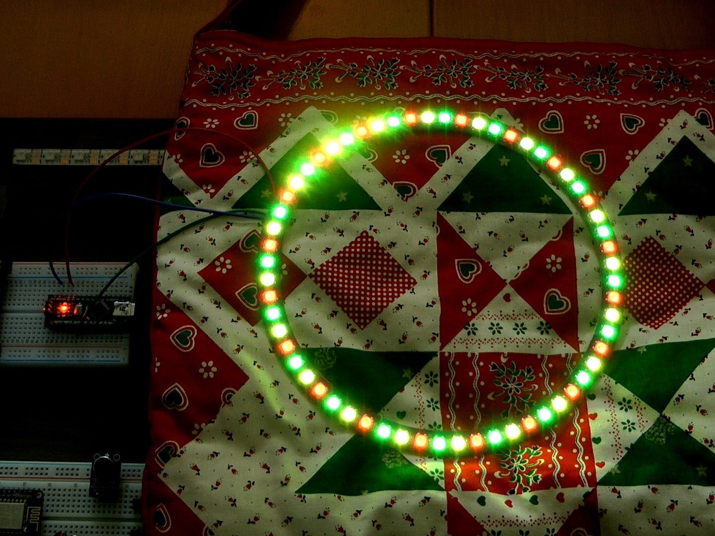 NeoPixel Christmas (Color) Animation