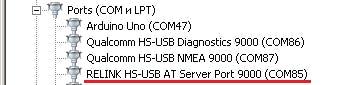 Figure 20. COM Port 3G/GPRS shield.