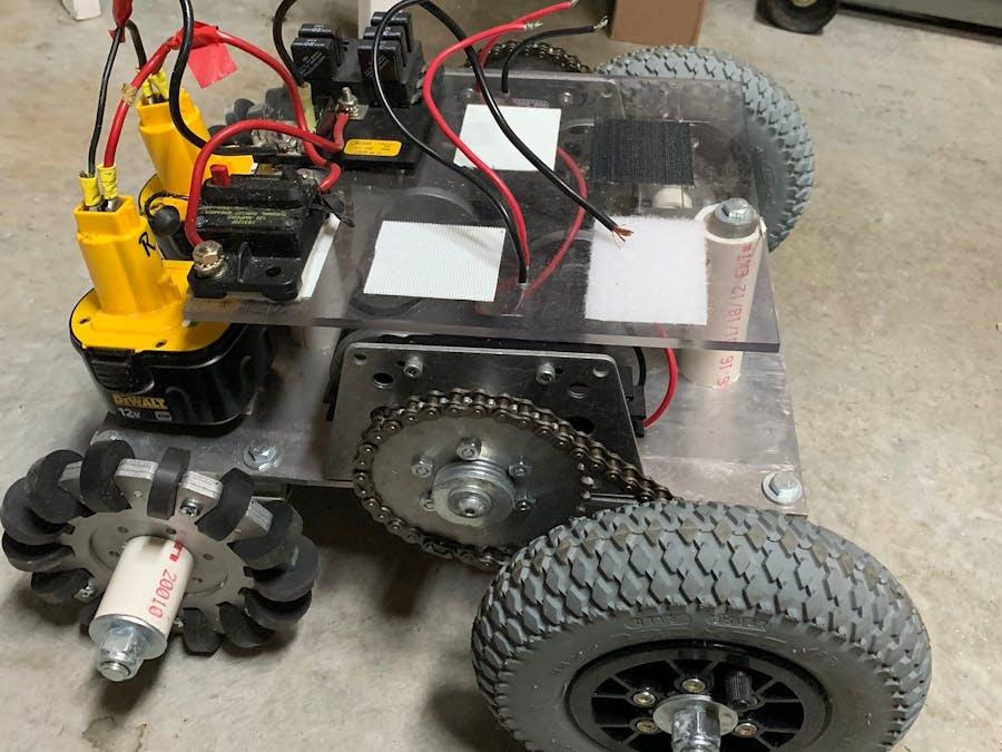 Robot Car Base - Raspberry Pi - IoT Core - Hackster io