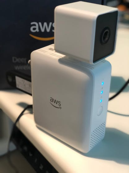 AWS DeepLens with USB 3G modem