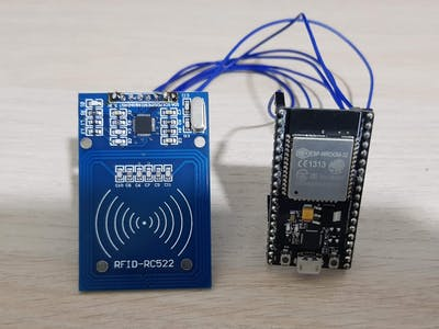 NFC Controller for OSC