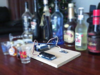 Alcohol Detection Project