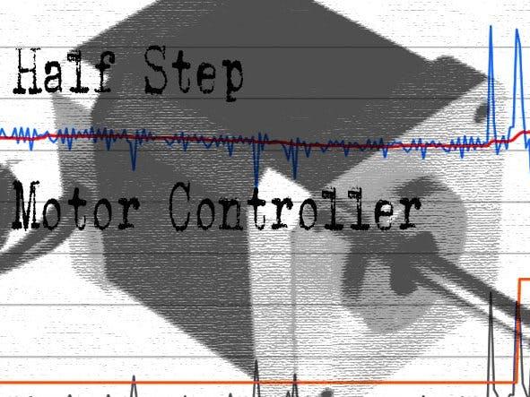 Arduino Half-Step Stepper Motor Driver L298N