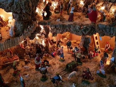 My Electronic Nativity Scene | REMOTE CONTROL