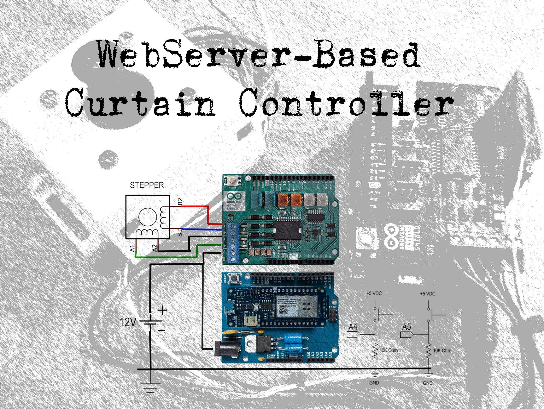 Arduino Curtain Control