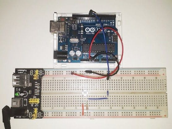 Storing the Charge State with Arduino