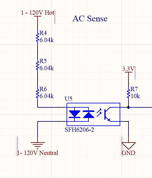 Voltage Input Sensing