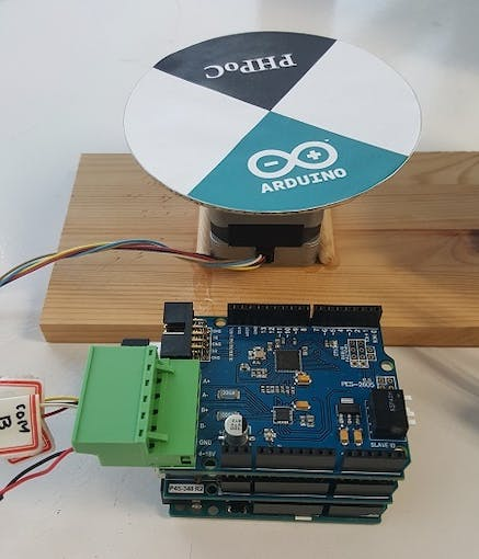 Fantastic Arduino Control Step Motor Precisely Via Web Arduino Project Hub Wiring Cloud Hisonuggs Outletorg