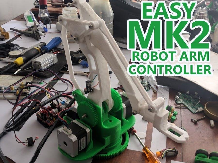 mk2 plus robot arm controller