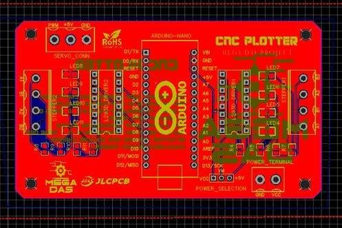 Arduino CNC Plotter (Drawing Machine) - Arduino Project Hub