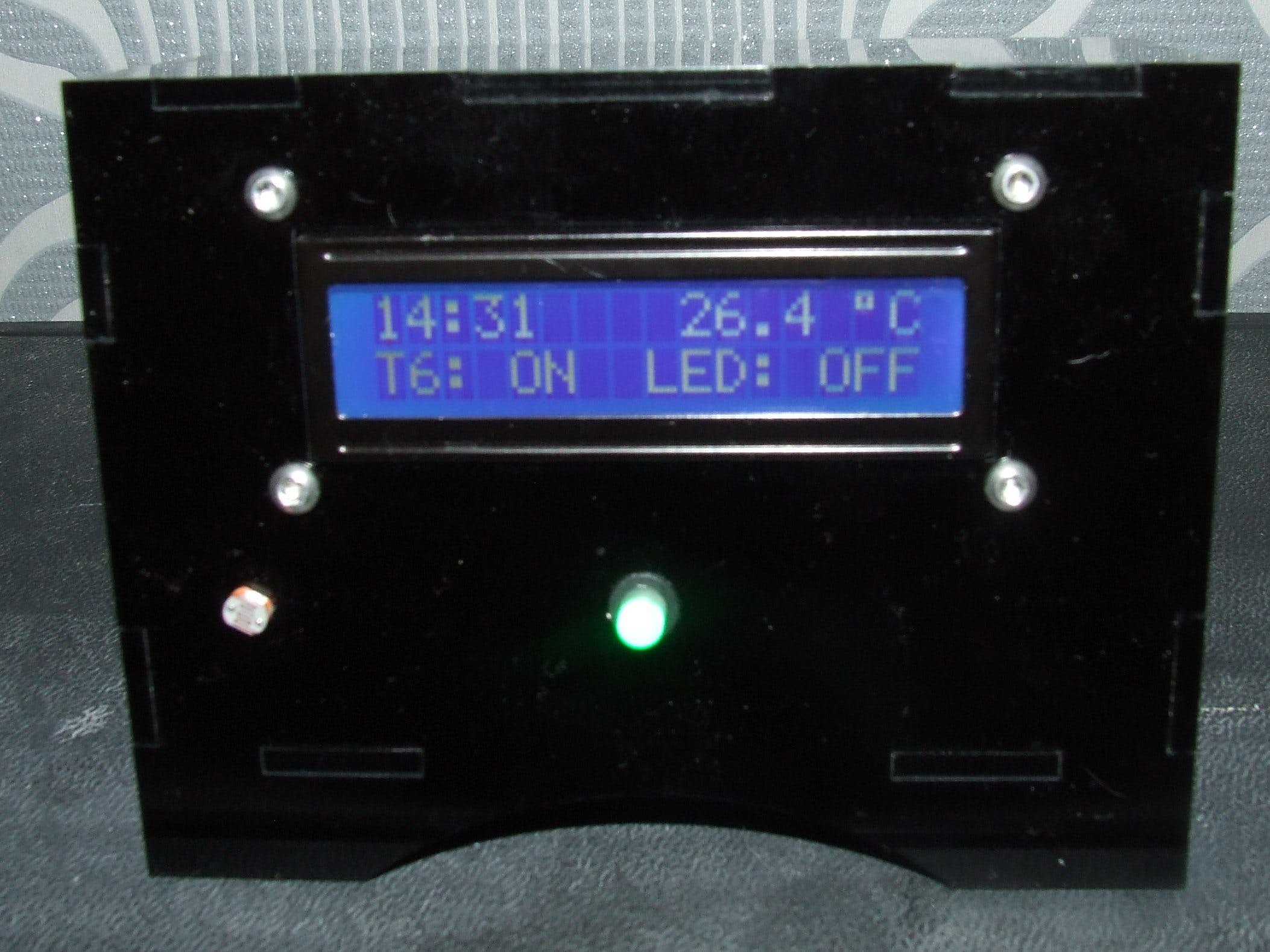 Fish Tank Controller UPDATED