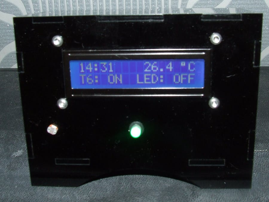 fish tank controller updated hackster io