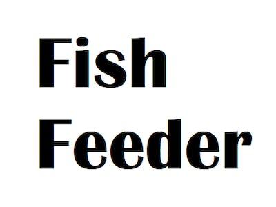 Fish Feeder - Arduino UNO rev3 - HC-06 - RTC DS1307