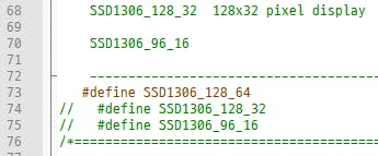 select SSD1306_128_64