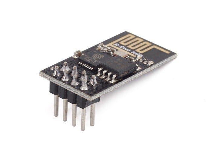 How to Program ESP8266 (ESP-01) Module with Arduino UNO