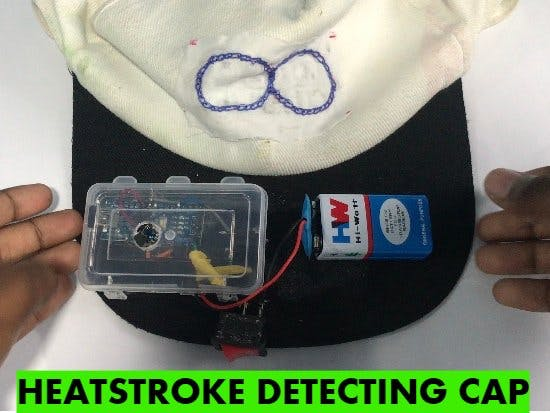 This Device Will Never Get You Heat Stroke