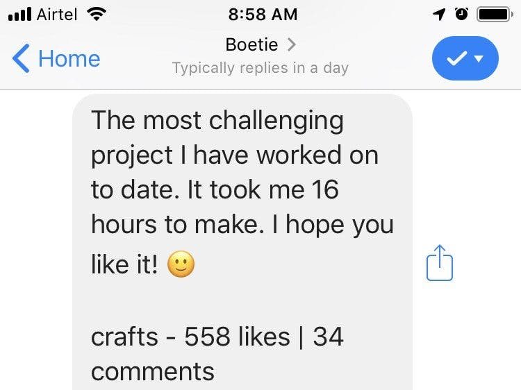 Build a Personal Facebook Messenger Bot in 10 minutes
