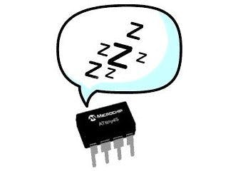 Sleep AT-tiny