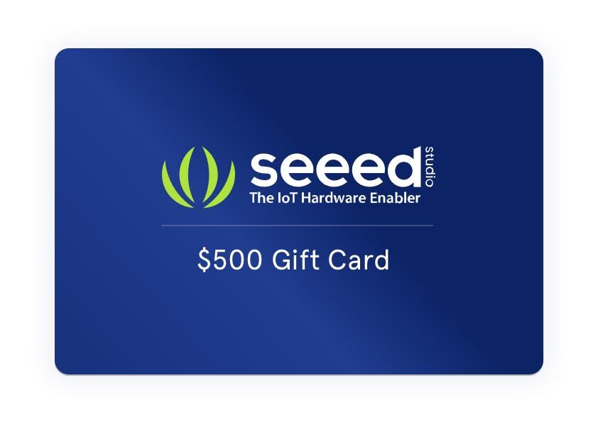 Seeed gift card prize 3 1gavyqamsr
