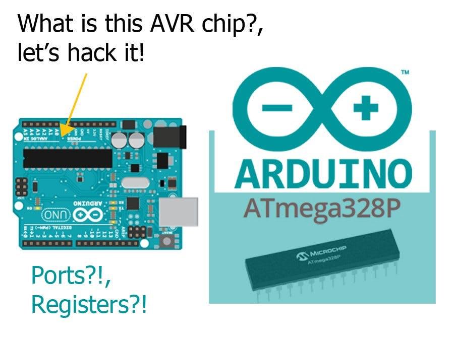 The AVR Under the Arduino Hood - Starting with Digital IO