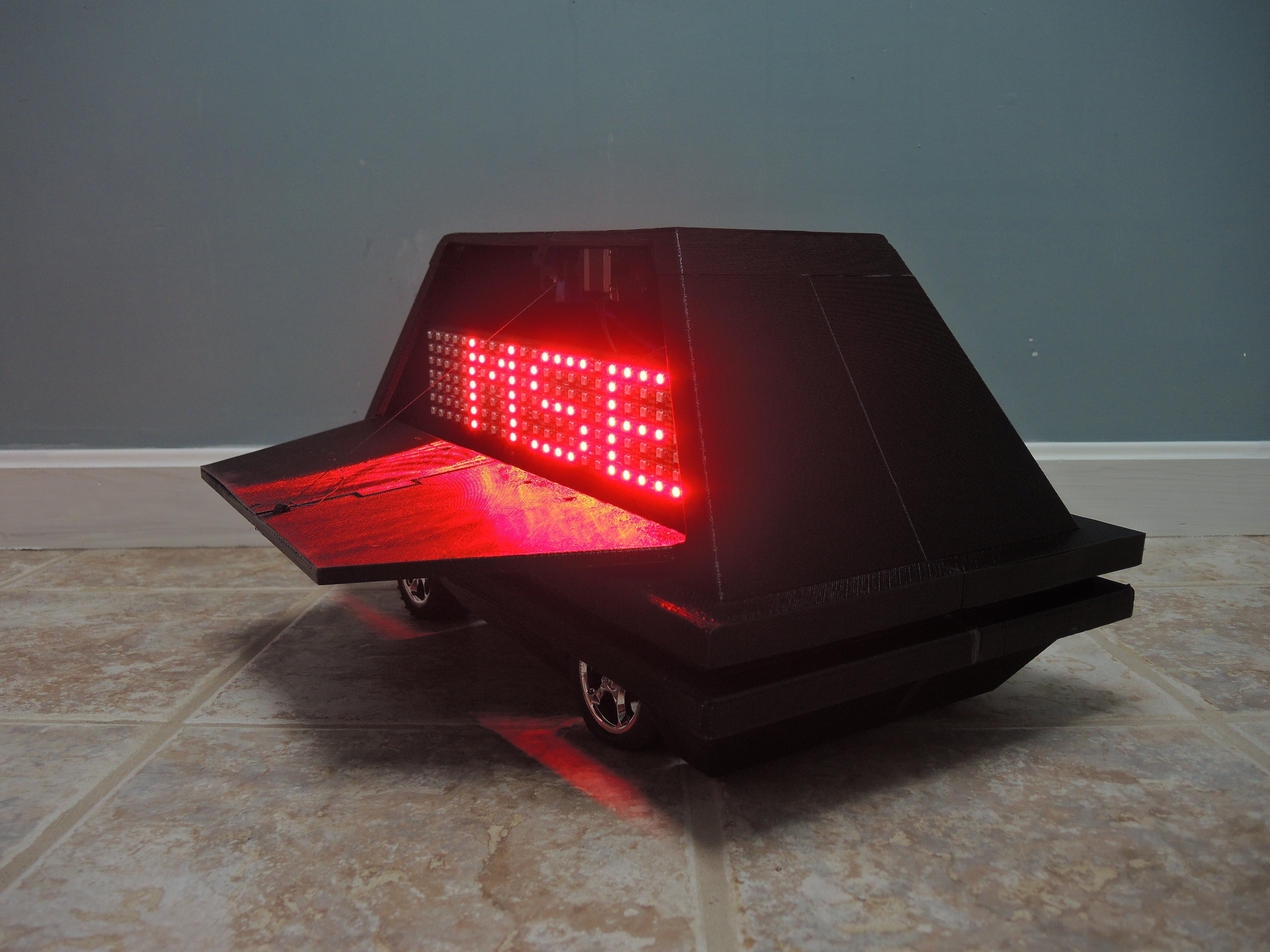 Star Wars Mouse Droid with Hidden Payload