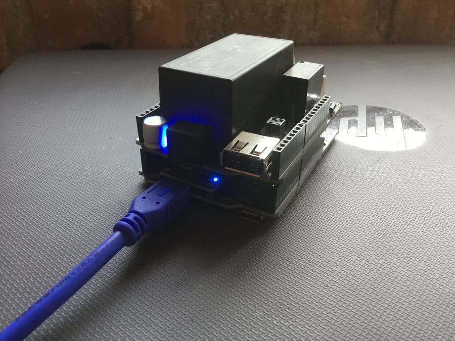 Sony Spresense 120/240 Volt Power Supply Module