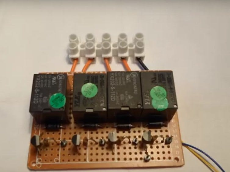 Simple voice controlled home automation system (arduino a...