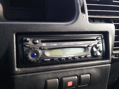Fixing Blaupunkt ALICANTE CD30 CD Player Volume Control