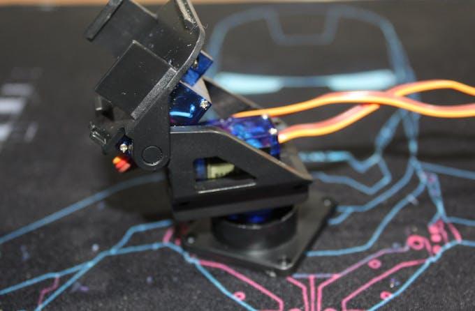 FPV Camera Cradle
