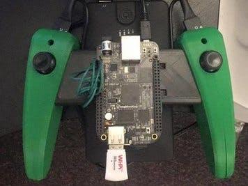 BeagleBone Black MiniSumo Bot Pt. 2