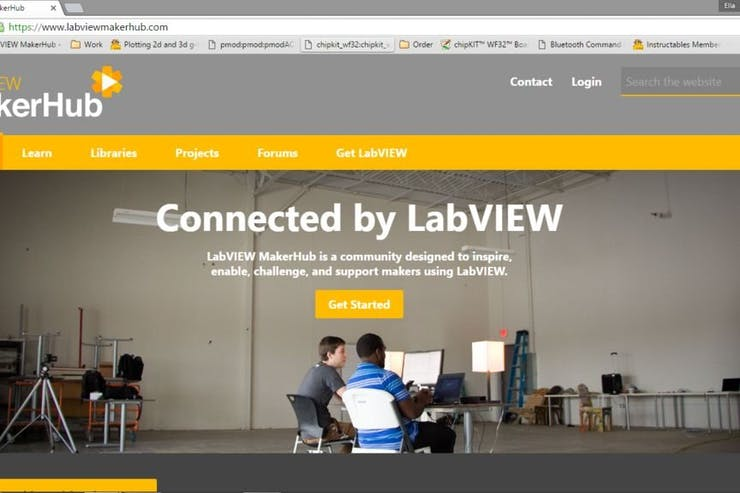 Getting Started With LabVIEW - Hackster io