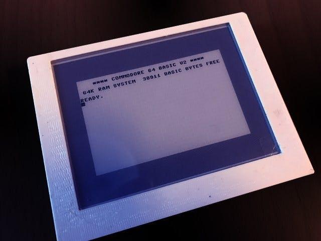 ePaper C64