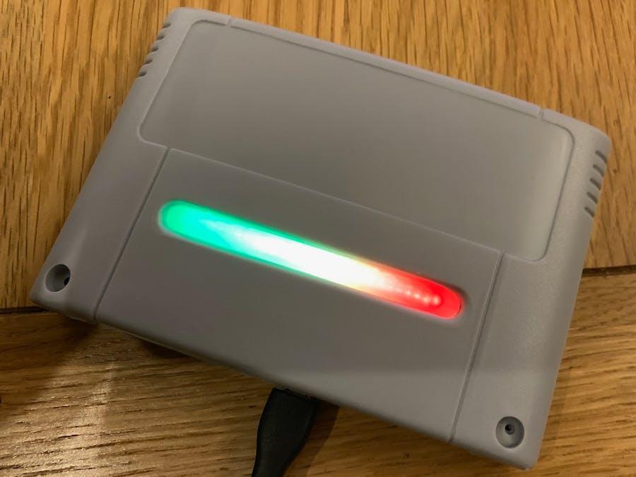SNES Style RetroPie Build with Raspberry Pi Zero W