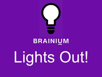 Brainium - Lights Out!
