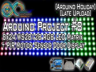 P10 LED Panel Matrix Configured Wirelessly - Arduino Project Hub