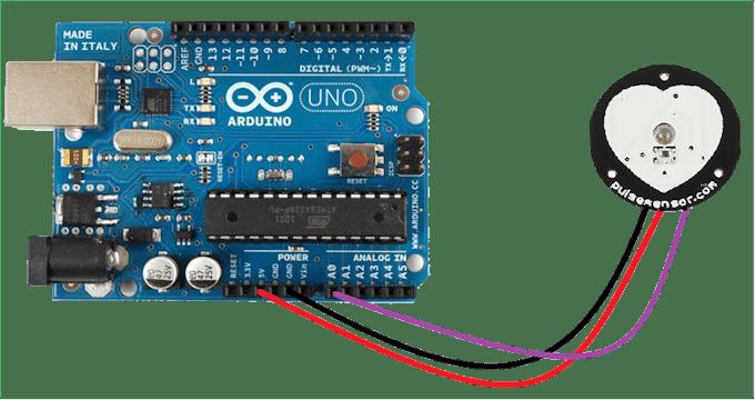 DIY Heart Rate Sensor - Arduino Project Hub