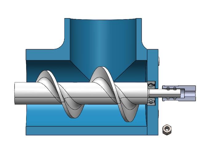 A Sample CAD Model