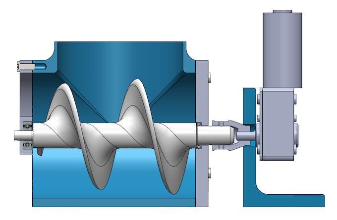 Sample - CAD model