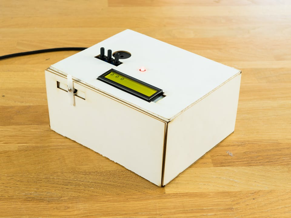 PuzzleBox with MKR WiFi 1010