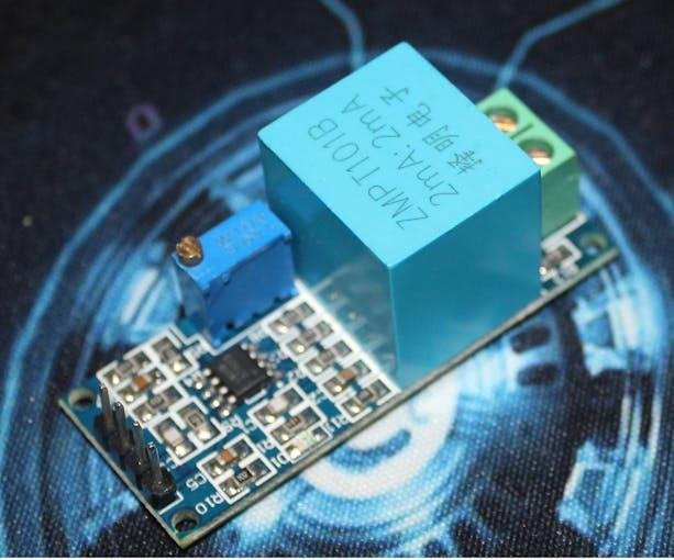 ZMPT101B single phase AC voltage sensor