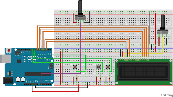 Figure 1 - Construction Process for our Dtalogger with Arduino - Part II.
