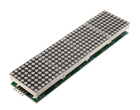 32 x 8 LED Matrix