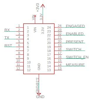 FPGA schematic symbol