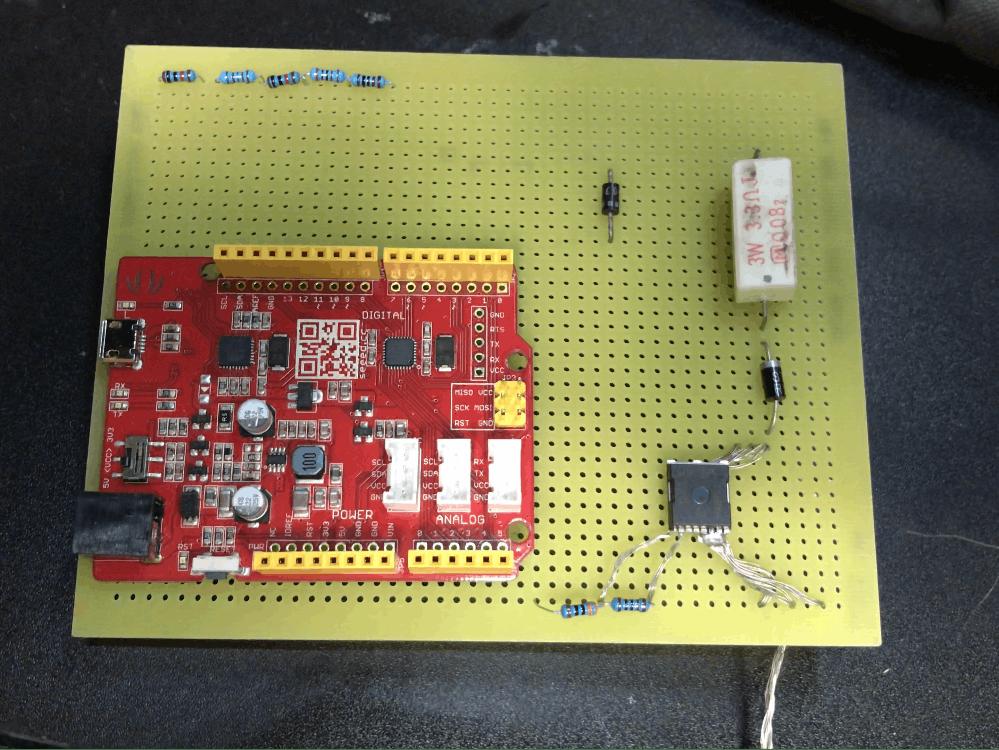 12V Car Battery Solar Charger