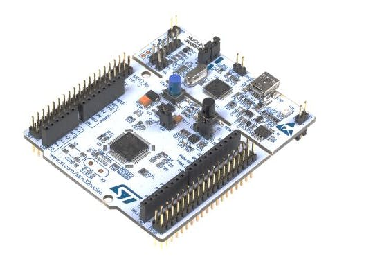 Logic unit: Development Board Nucleo-64