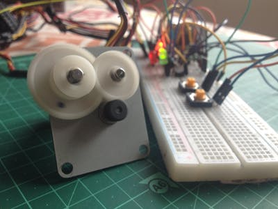Run a Stepper Motor Without a Microcontroller!
